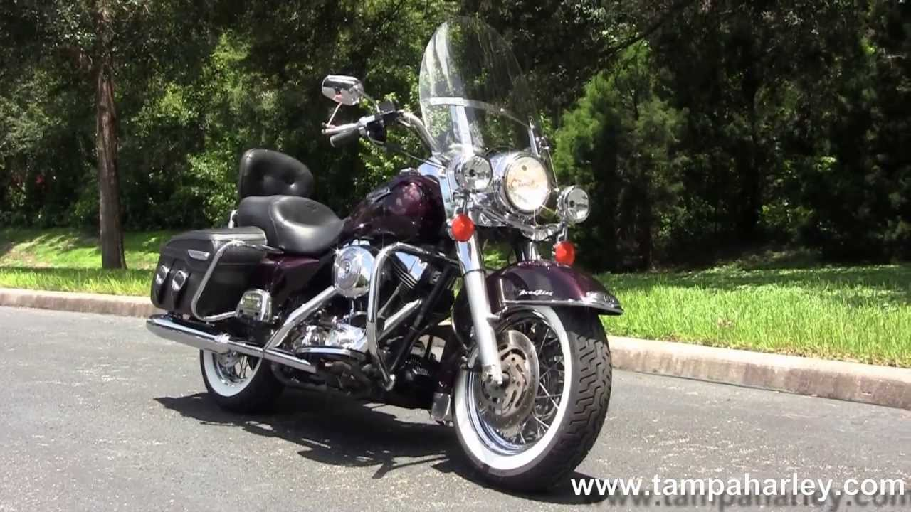 Used 2005 Harley Davidson Flhrc Road King Classic