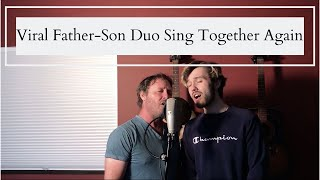 Father and Son Duet - Bless the Broken Road (Cover by Justin J. Moore and Paul Moore)