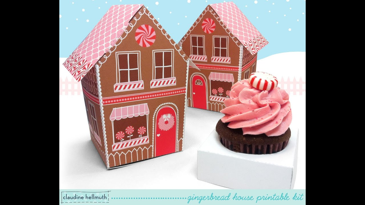 How To Make A Origami Gingerbread House