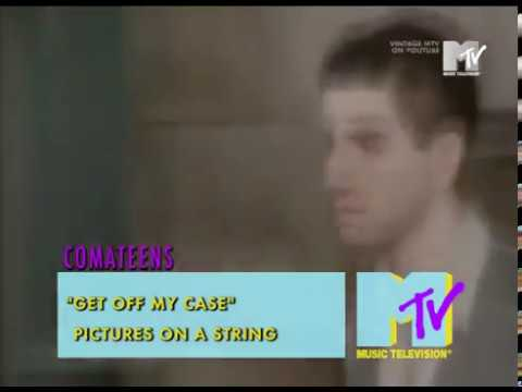 COMATEENS Get off my case (clip)