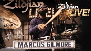 Zildjian LIVE! - Marcus Gilmore