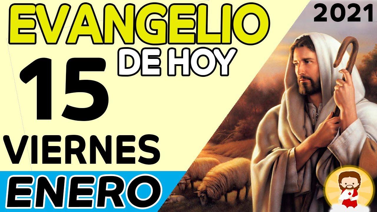 Evangelio del dia Viernes 15 de Enero de 2021 | REFLEXIÓN | ORANDO CON AMOR