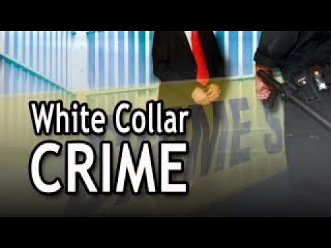 Swamp Watch: The decriminalization of white collar crime