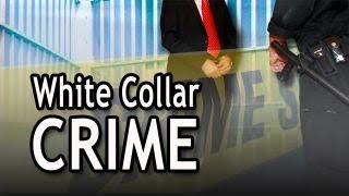 Swamp Watch  The decriminalization of white collar crime