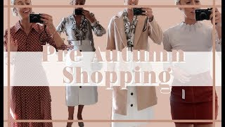AUTUMN HAUL & CHLOE UNBOXING // Fashion Mumblr