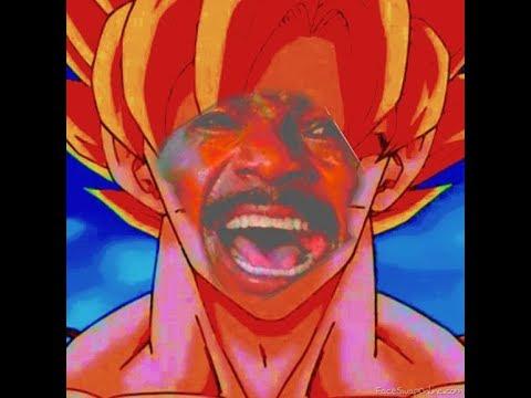 Goku Except He's Loud Nigra