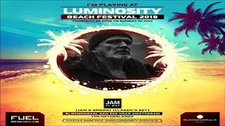 Jam El Mar Live (Jam & Spoon) @ Luminosity Beach Festival 28.06.2018
