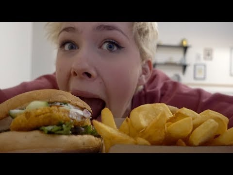 FAST FOOD und ARBEIT :D   Nicht aufschieben - Gleich machen!