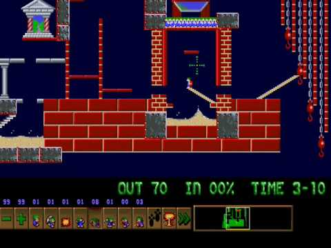 Oh No More Lemmings - Havoc 18