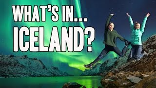 What's in Iceland? | Spring Break with Brooklyn and Bailey