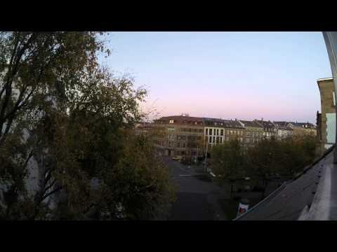 Karlsruhe Time Lapse by GoPro Hero 3+