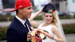 Позитивный свадебный клип 2015!!! (смотреть до конца) Positive wedding video 2015!!!
