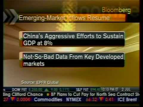 Emerging Markets Are Back Inflow - Bloomberg