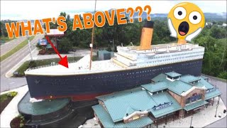 Titanic Museum Flyover - Pigeon Forge, TN