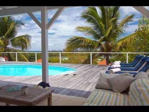St Barths Villa Rental: Villa Eden Island