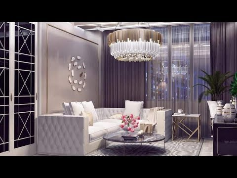 Modern living room interior design 2019 / Stylish Living Room Decorating  Ideas❤️❤️❤️