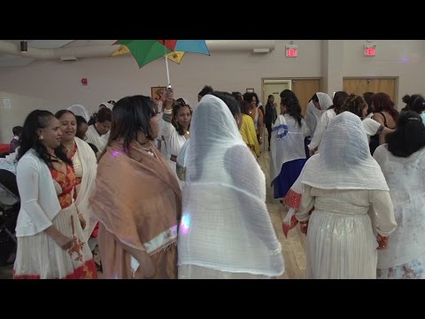 Eritrean's Celebrating March 8 Women's Day , 2016 In Calgary (New 2016 Habesha Video)