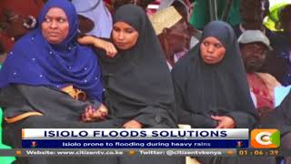 County Government  to build dams to curb floods