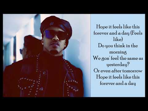 Forever And A Day - August Alsina - (Lyrics) Mp3