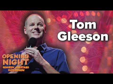 Tom Gleeson - 2015 Opening Night Comedy Allstars Supershow