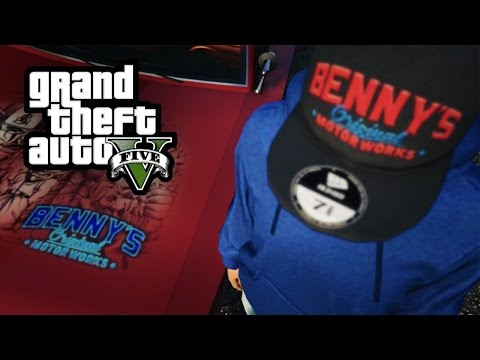 GTA 5 Online - Hidden Update Sneaked into GTA 5! (iFruit DLC Update)