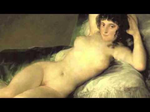 Francisco de Goya, La Maja nue : tableau de et peinture de