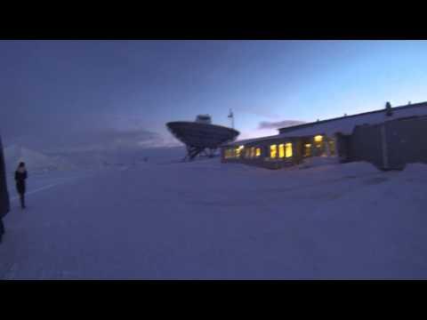 EISCAT radar en Svalbard