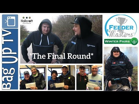 *The Final Round* FeederMasters Winter Pairs at Hallcroft Fisheries - 11/02/2018 - Match Fishing
