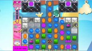 Candy Crush Saga Level 2450 16 moves NO BOOSTERS Cookie