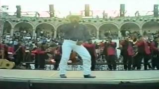 Pancho Barraza En La Plaza De Toros De Yahualica Jal. En 1998 En Vivo 1080p HD