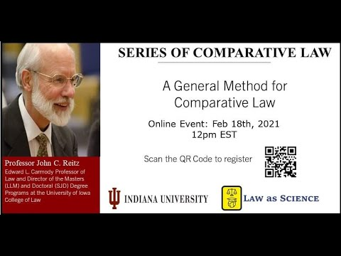 Download Comparative Law Series: A General Method for Comparative Law