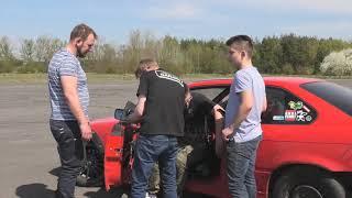 Brutal High Speed Drift - DailyDrift 16 - Niechcemisiegarage