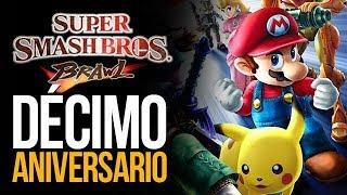 Super Smash Bros. Brawl: 10 años de la entrega de Wii