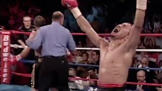 Paulie Ayala's 1999 Fight of The Year