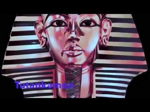 Faraones y Dioses del Antiguo Egipto-Reyes del Nilo / Al Rayah Instrumental / By René Olivera
