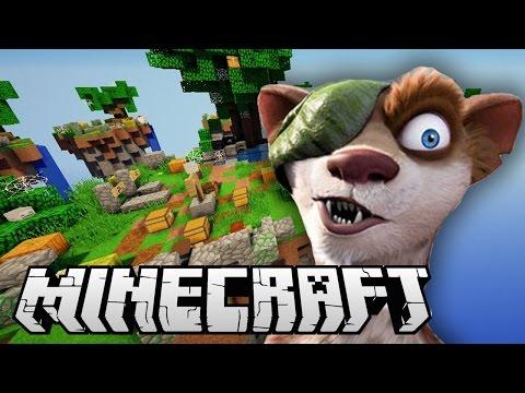 PRESTAZIONE DA OPOSSUM! - Minecraft Skywars