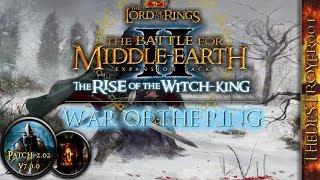 RotWK 2.02 War of the Ring Co-Op! [Mar. 2, 2018]