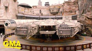 1st look inside 'Star Wars Galaxy Edge'