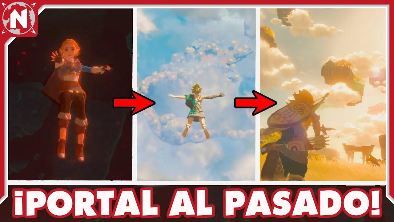 ANÁLISIS A FONDO - Trailer Zelda Breath of the Wild 2