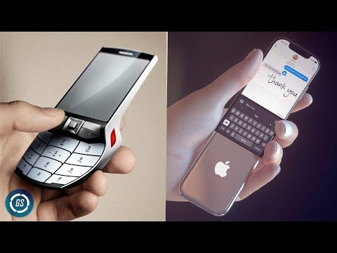 6 Incredible Cell Phones You Should Know || The Cells of the Future # 6