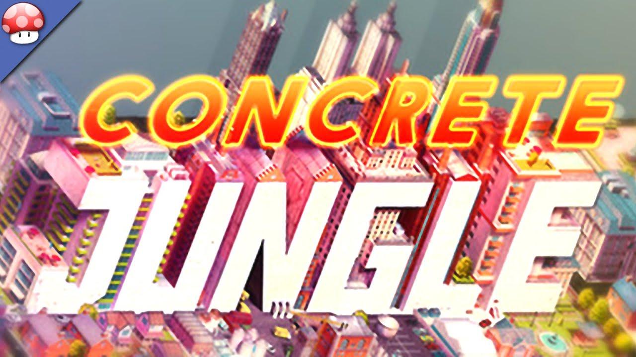 Risultato immagini per Concrete Jungle gioco