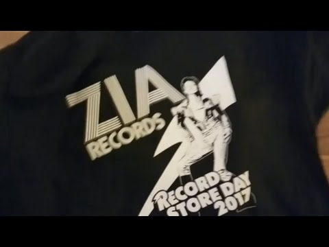 [so i did a thing...] #32 * RECORD STORE DAY 2017 VEGAS