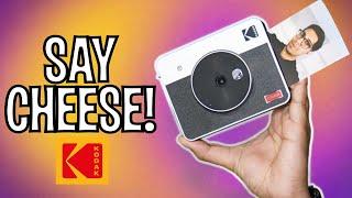 The Retro Instant Polaroid Camera - KODAK Mini Shot 3 Retro UNBOXING