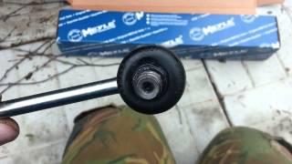 Замена передний стойки стабилизатора Skoda Yeti