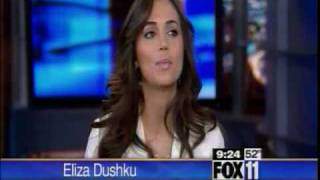 Eliza Dushku interview 'Good Day LA' Thumbnail