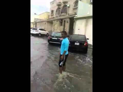 Saudi arbiya jidda rain