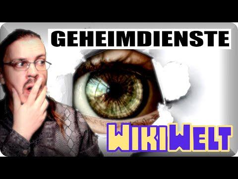Unterwanderung durch Geheimdienste - meine WikiWelt #162