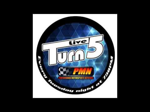 Turn 5 Live PMN Episode 111 Motorsports Expo 2017