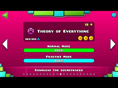 Geometry Dash 1.5 (All Levels/3 Coins) - MrVyro [GD]