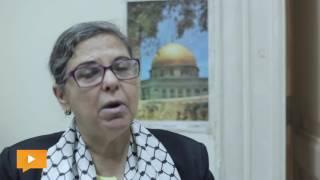 إحياء ذكرى النكبة ودعم «إضراب الكرامة» في «الاتحاد العام للمرأه الفلسطينية»